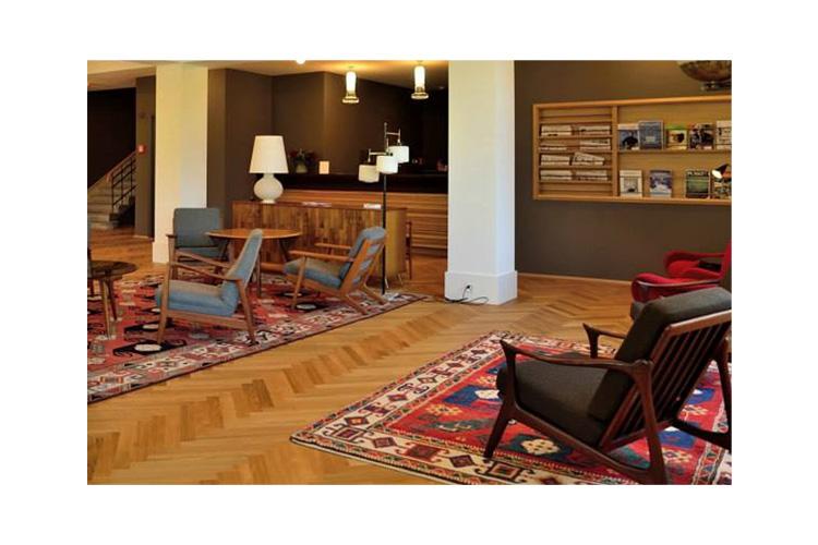 Lobby - Bellevue Parkhotel & Spa - Adelboden