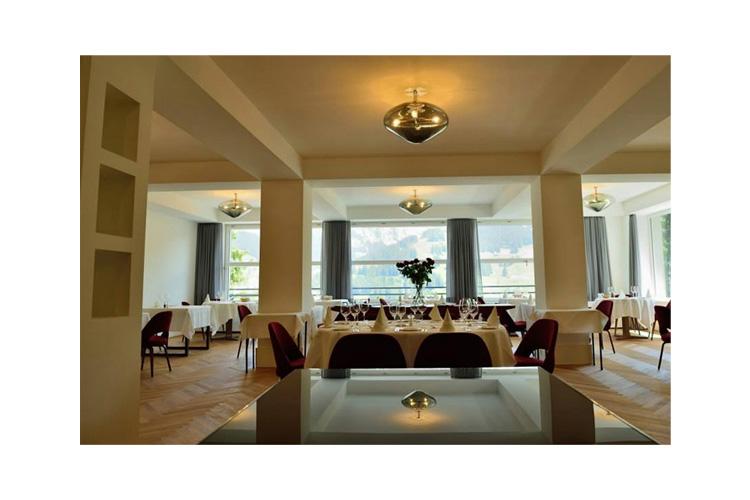 Restaurant - Bellevue Parkhotel & Spa - Adelboden