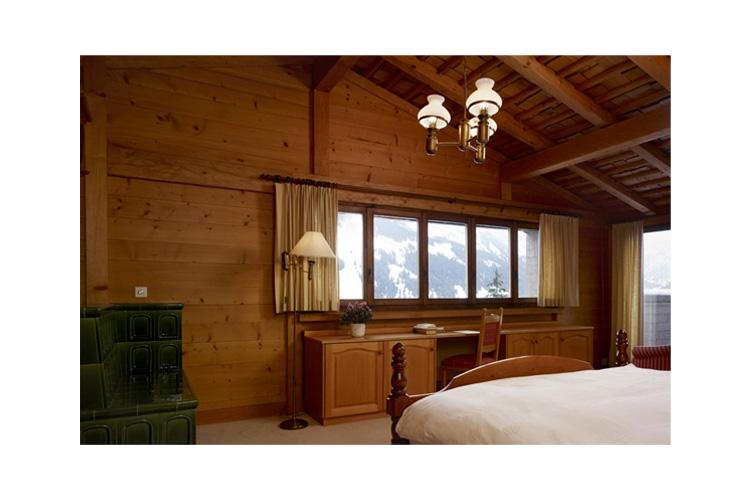 Tradition Room - Bellevue Parkhotel & Spa - Adelboden