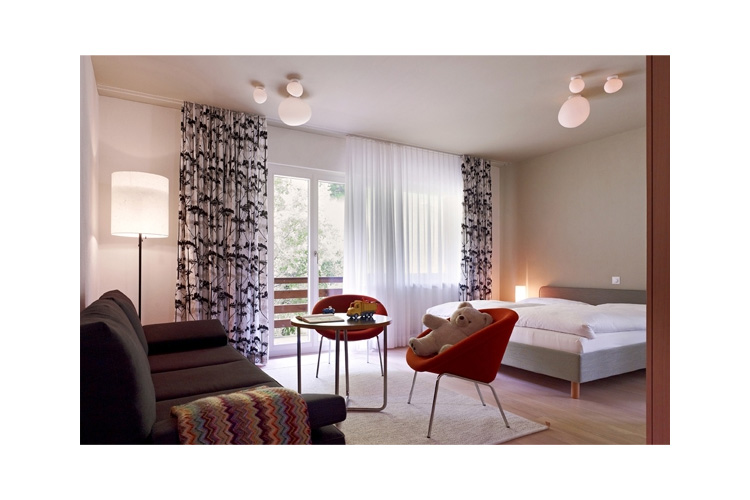 Family Apartment Nature - Bellevue Parkhotel & Spa - Adelboden