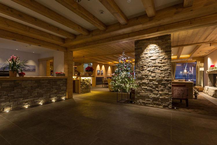 Lobby - Hotel Spitzhorn - Saanen