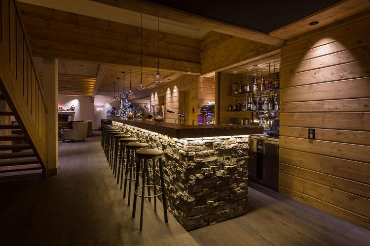 Bar - Hotel Spitzhorn - Saanen