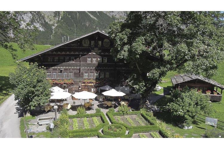 General View - Landgasthof Ruedihus - Kandersteg