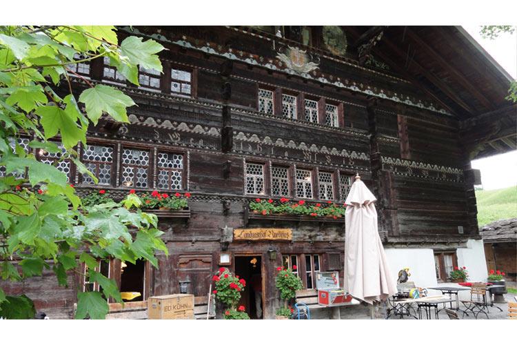 Facade - Landgasthof Ruedihus - Kandersteg