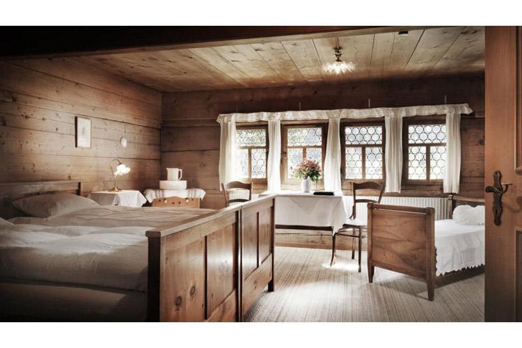 Double Room - Landgasthof Ruedihus - Kandersteg