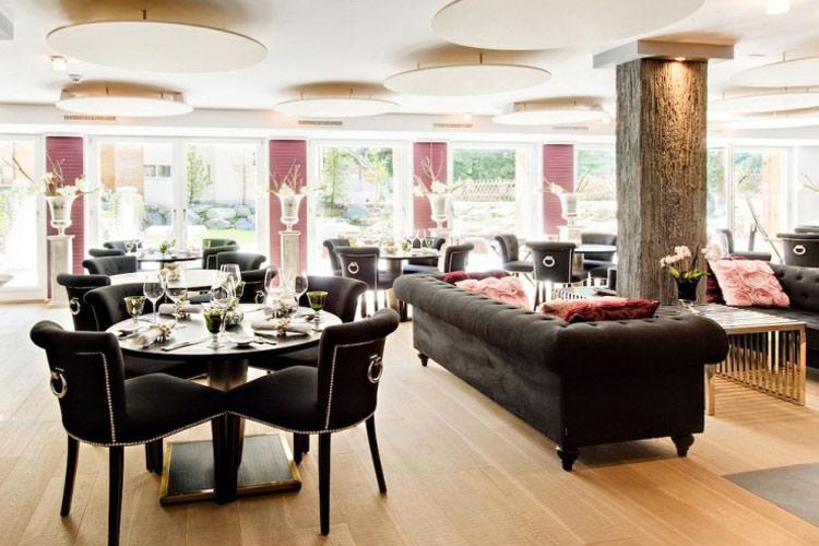 Restaurant - Hotel Matthiol - Zermatt