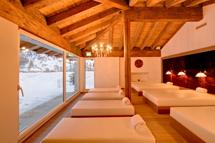 Spa - Hotel Matthiol - Zermatt