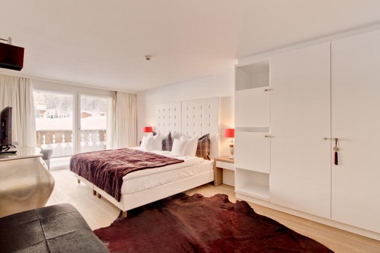 Standard Room - Hotel Matthiol - Zermatt