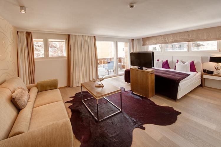 Deluxe Double Room - Hotel Matthiol - Zermatt