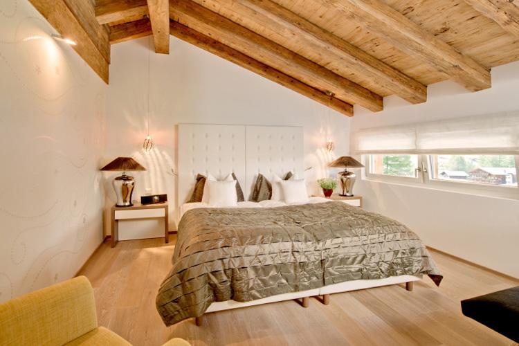 Junior Suite - Hotel Matthiol - Zermatt