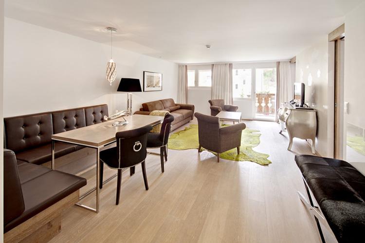 Suite First Floor - Hotel Matthiol - Zermatt