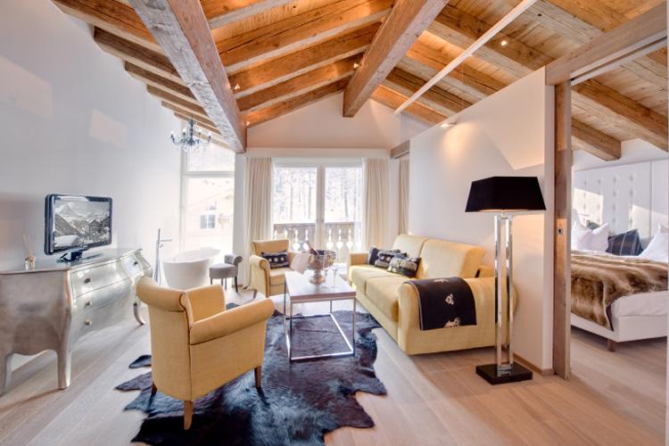Suite - Hotel Matthiol - Zermatt