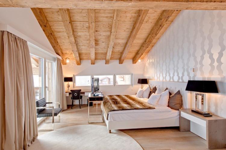 Master Suite - Hotel Matthiol - Zermatt