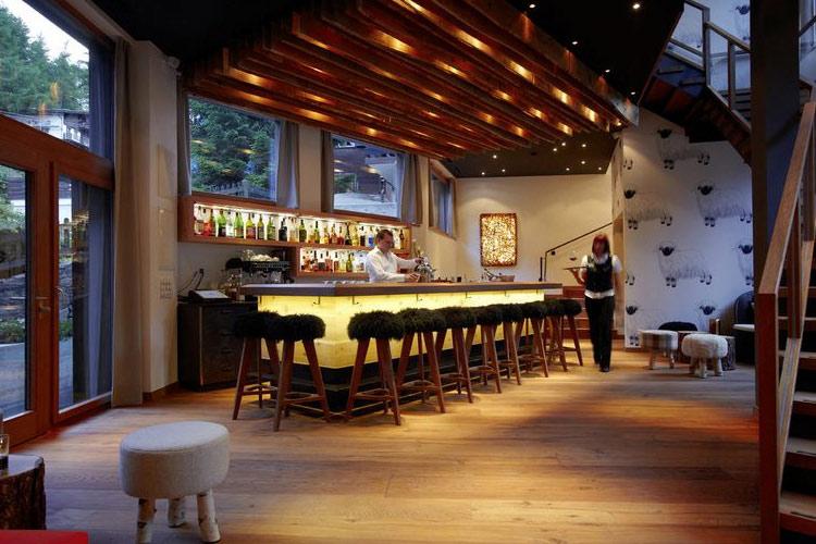 Bar - Europe Hotel & Spa - Zermatt