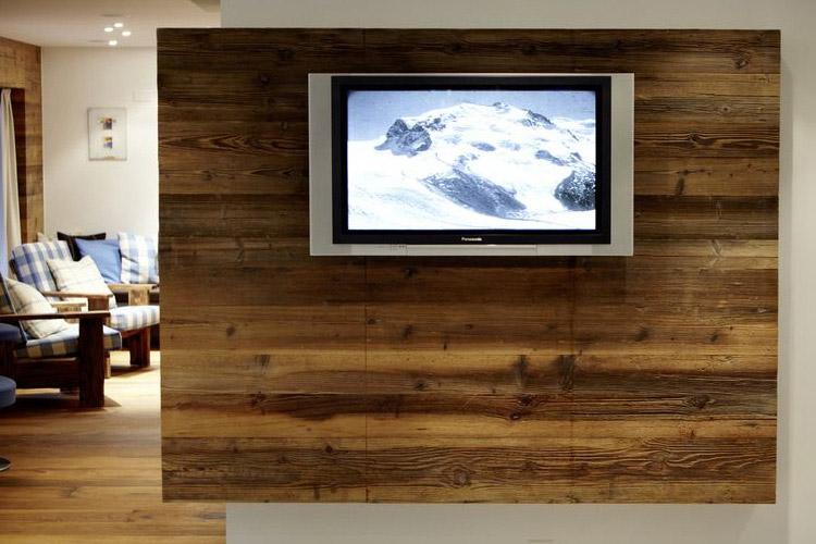 Lounge - Europe Hotel & Spa - Zermatt