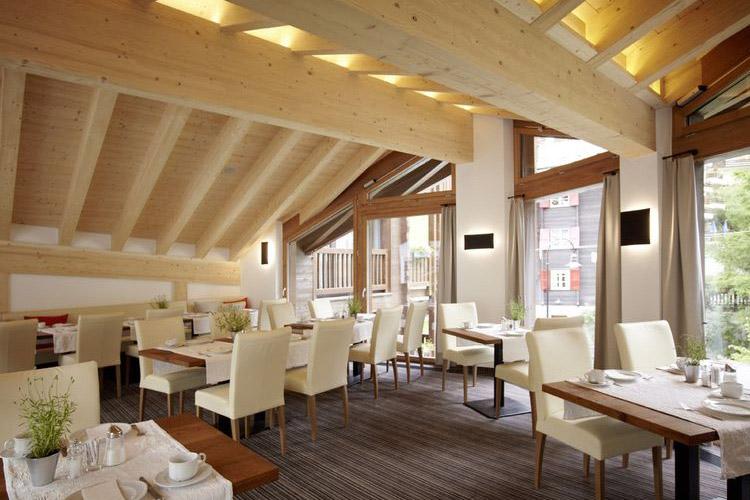 Restaurant - Europe Hotel & Spa - Zermatt
