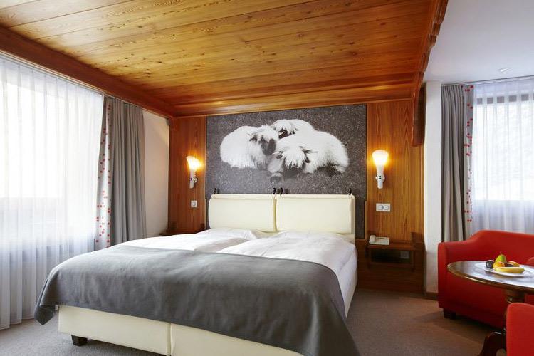Design Superior Room - Europe Hotel & Spa - Zermatt