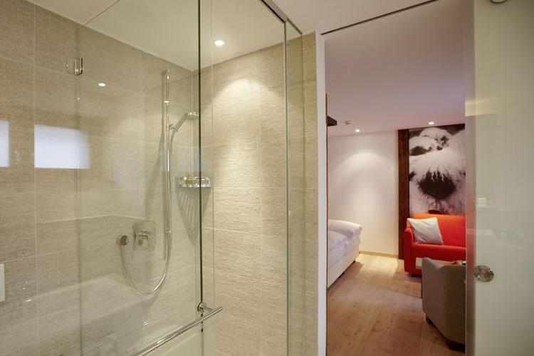Bathroom - Europe Hotel & Spa - Zermatt