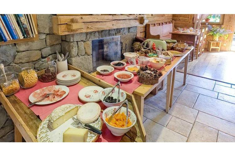 Breakfast - Les Fermes de Pierre et Anna - Le Grand Bornand
