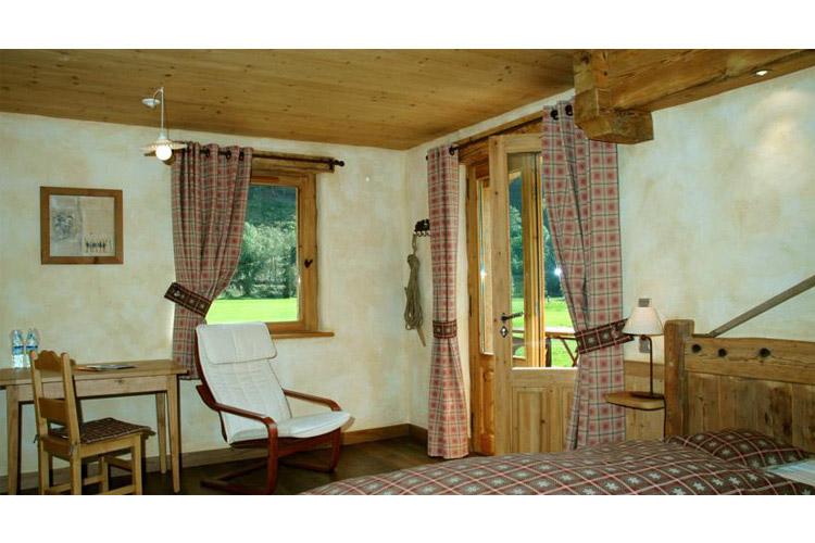 Double Room - Les Fermes de Pierre et Anna - Le Grand Bornand
