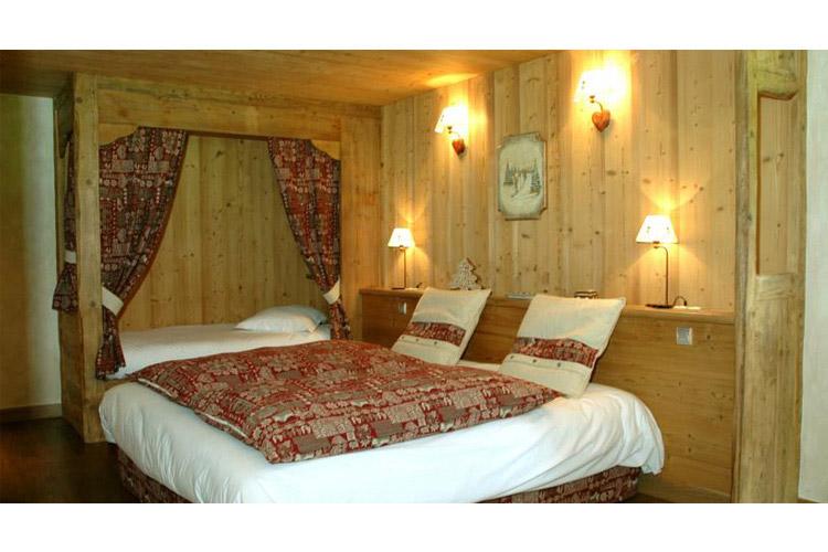 Triple Room - Les Fermes de Pierre et Anna - Le Grand Bornand