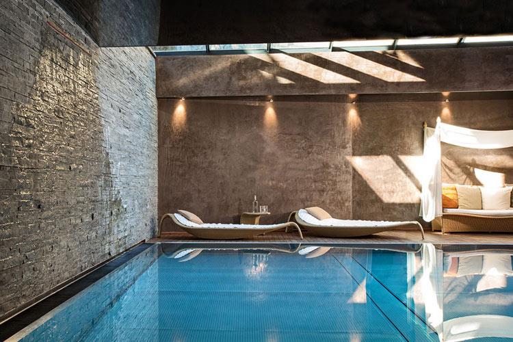 Indoor Pool - Firefly Hotel - Zermatt