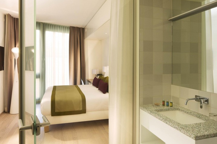 Deluxe Room - The Passage - Basel