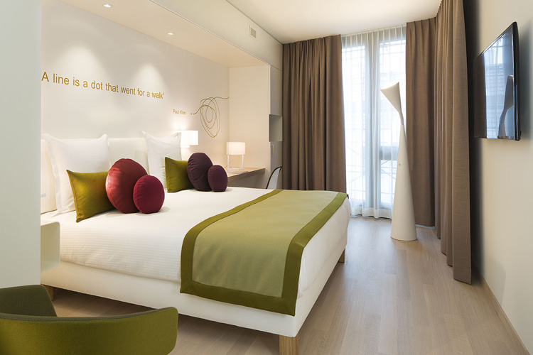 Executive Room - The Passage - Basel