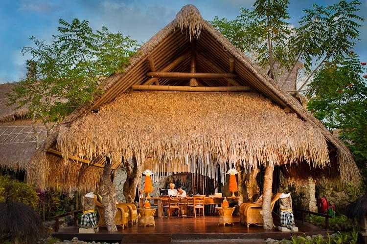Reception - Fivelements Puri Ahimsa - Mambal
