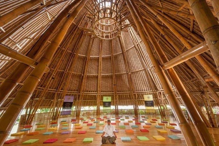 Yoga Space - Fivelements Puri Ahimsa - Mambal