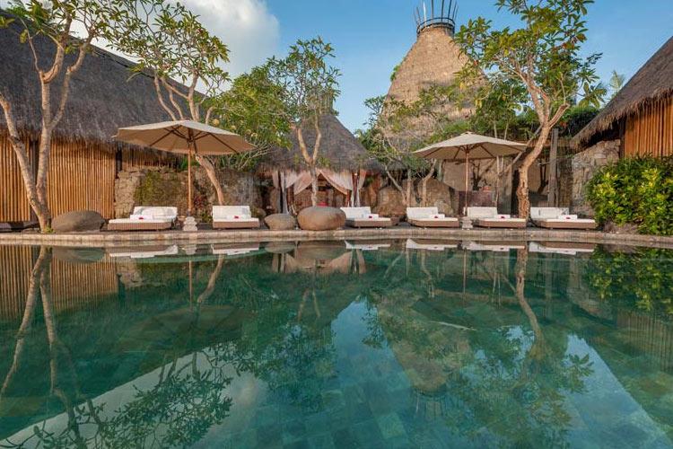 Swimming Pool - Fivelements Puri Ahimsa - Mambal