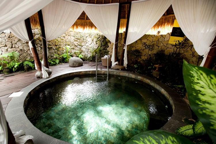 Pool - Fivelements Puri Ahimsa - Mambal