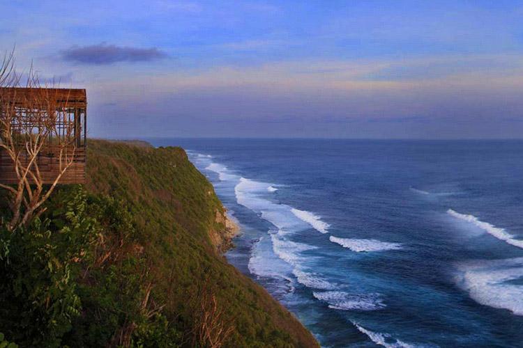 CLiff View - Alila Villas Uluwatu - Uluwatu
