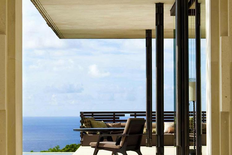 Three-Bedroom Pool Villa - Terrace (Hillside) - Alila Villas Uluwatu - Uluwatu