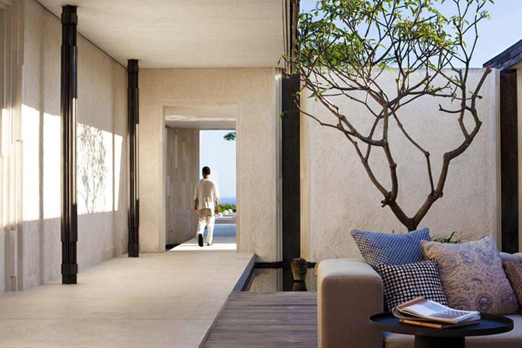 Three-Bedroom Pool Villa - Terrace (Cliffside) - Alila Villas Uluwatu - Uluwatu