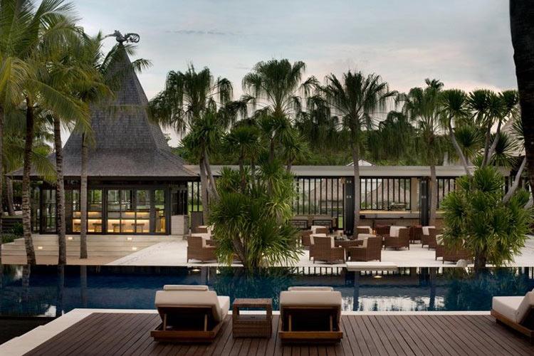Swimming Pool - The Royal Santrian - Nusa Dua