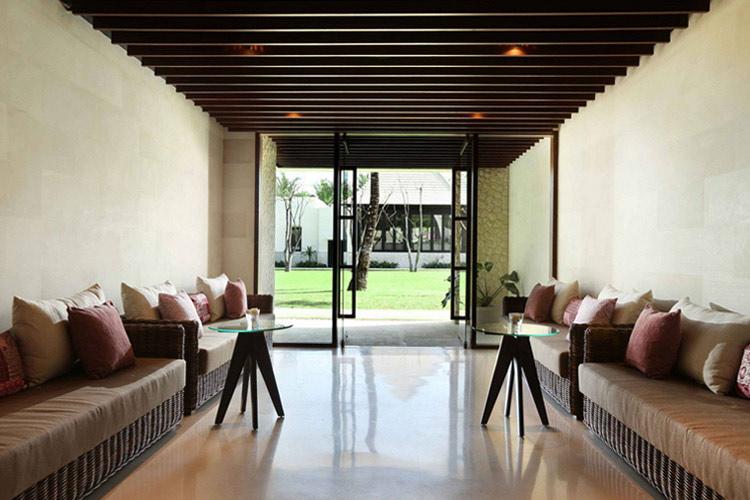Interiors - The Royal Santrian - Nusa Dua