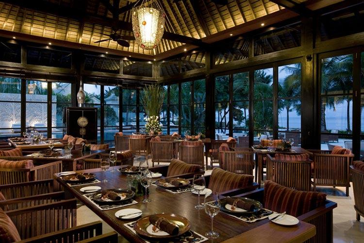 Allspice Restaurant - The Royal Santrian - Nusa Dua