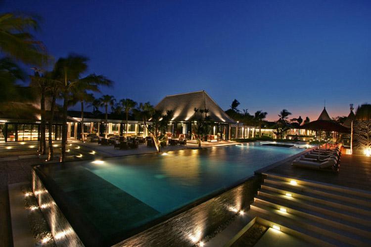 Villa Exterior - The Royal Santrian - Nusa Dua