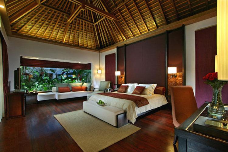 Deluxe Villa Bedroom - The Royal Santrian - Nusa Dua