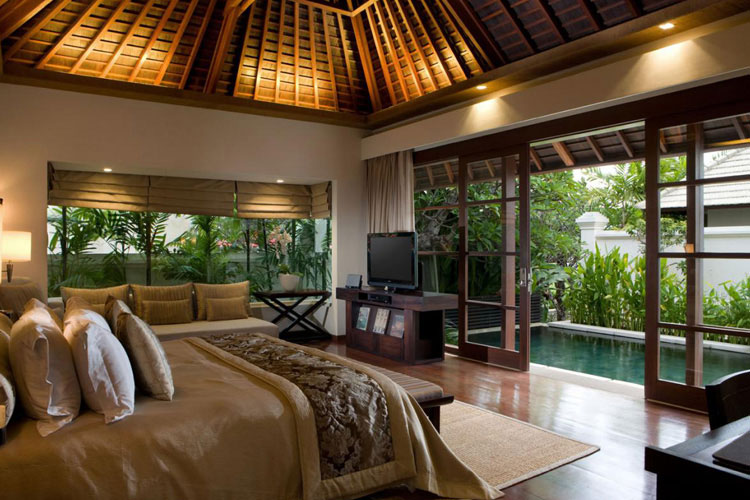 Deluxe Villa - The Royal Santrian - Nusa Dua