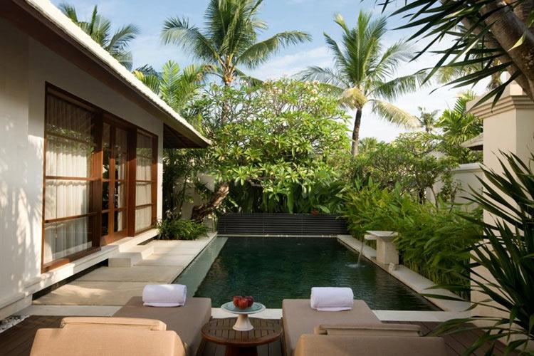 Private Pool Villa - The Royal Santrian - Nusa Dua