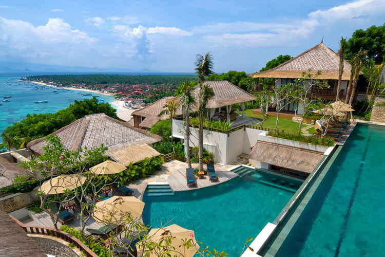 Batu karang lembongan resort ein boutiquehotel in bali for Small great hotels