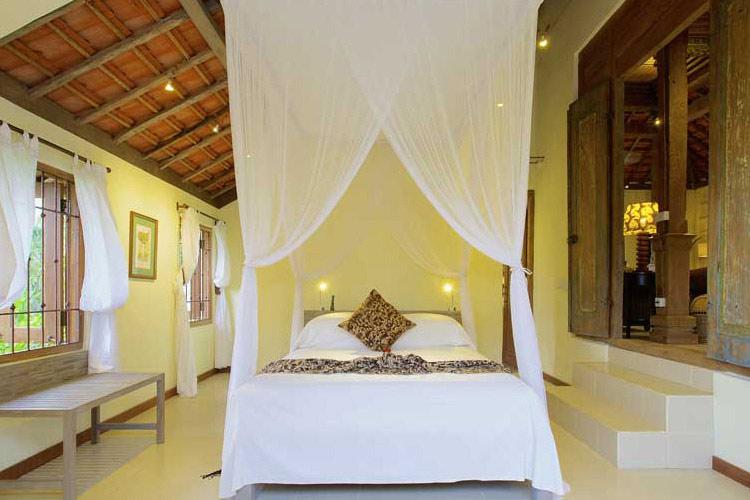 Bugoharjo House Bedroom - Umajati Retreat - Ubud