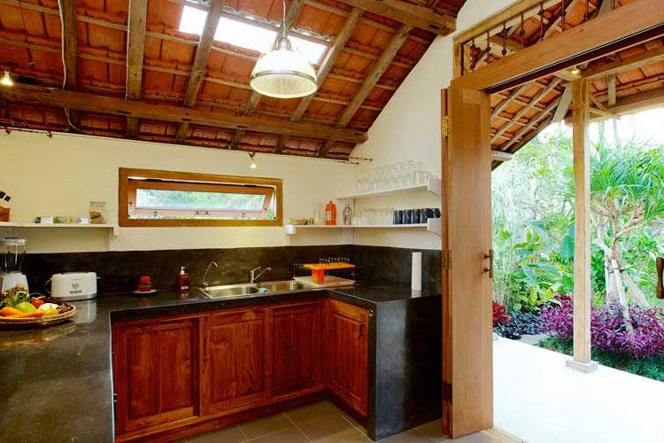 Bugoharjo House Kitchen - Umajati Retreat - Ubud