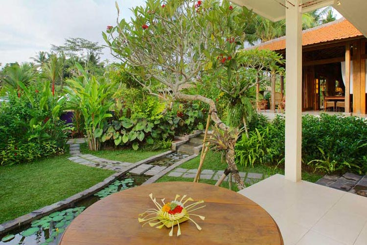 Wates Bangbau House - Umajati Retreat - Ubud