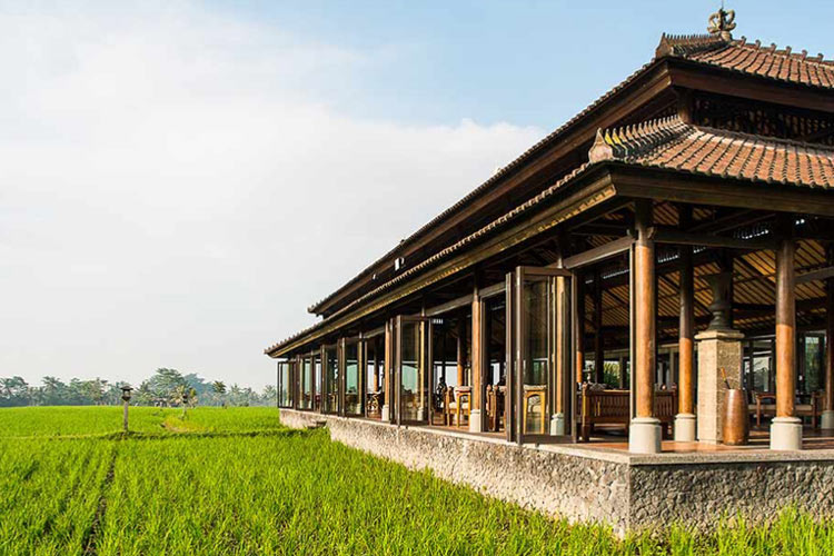 The chedi club ein boutiquehotel in ubud for Small great hotels
