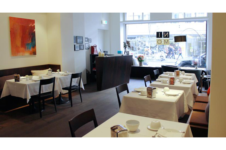 Breakfast Room - Hotel Ni-Mo - Zürich