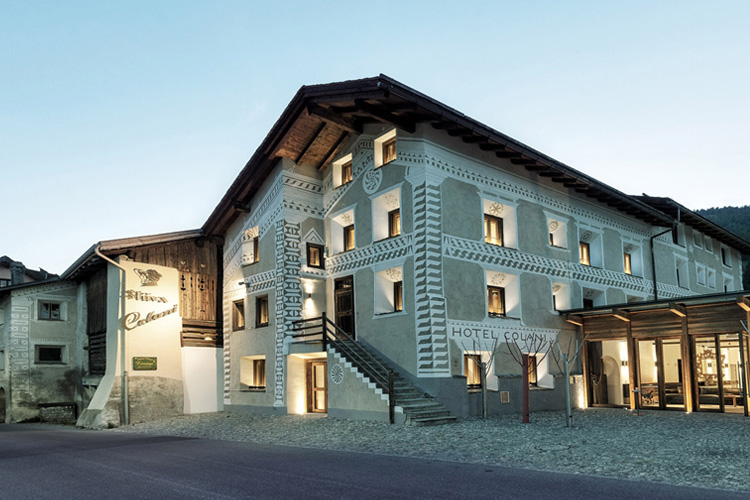 Chesa stuva colani ein boutiquehotel in madulain for Great little hotels