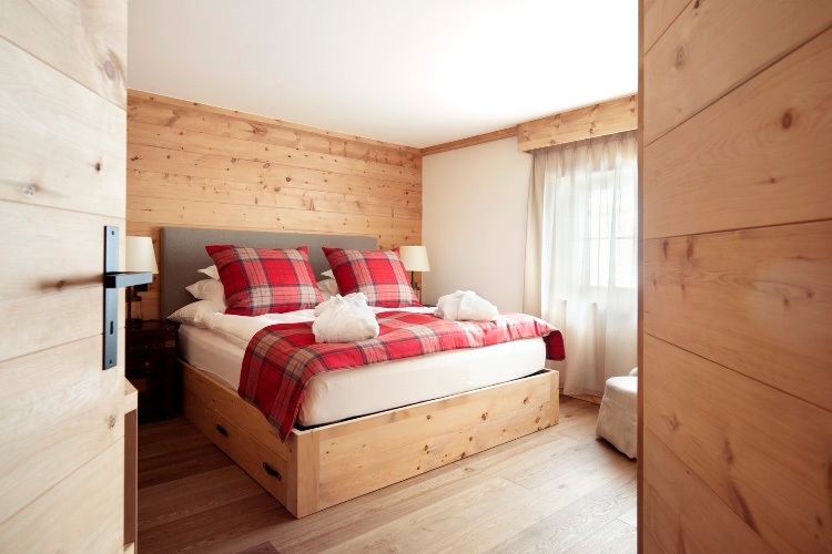 Suite Odal - Hotel Walserhof - Klosters